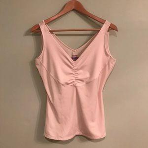 Spanx V-neck Sleeveless Shapewear Tank Undershirt